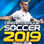 Tải Dream League Soccer 2019 Mod – Hack full vàng miễn phí icon