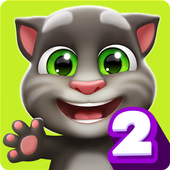 Tải My Talking Tom 2 Mod Money – Hack full tiền miễn phí cho Android icon