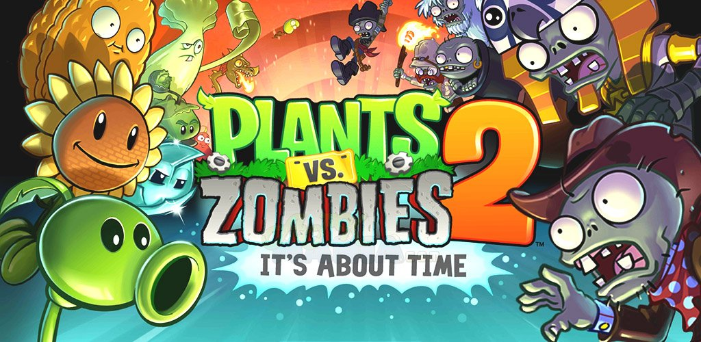 Hình ảnh hack plants vs zombies 2 mod full in Tải Plants vs Zombies - Mod Full Tiền và Sun cho Android