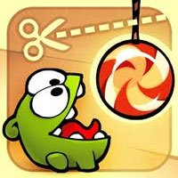 Tải Cut The Rope (Mod Unlimited) – Ếch ăn kẹo cho Android icon