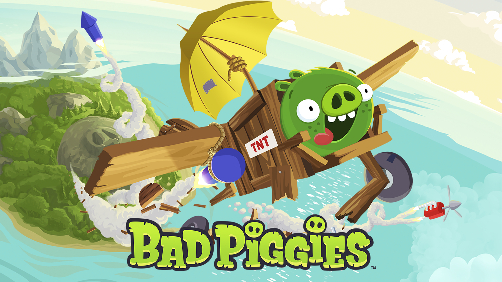 Bad Piggies HD: Mod Money miễn phí cho Android