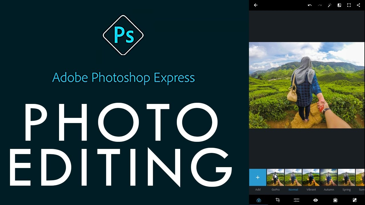 Tải Adobe Photoshop Mobile Express Premium cho Android