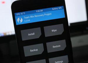 Hình ảnh Install TWRP 3 2 0 0 on Android Devices 300x213 in TWRP là gì? Cách để cài TWRP Recovery cho máy Android