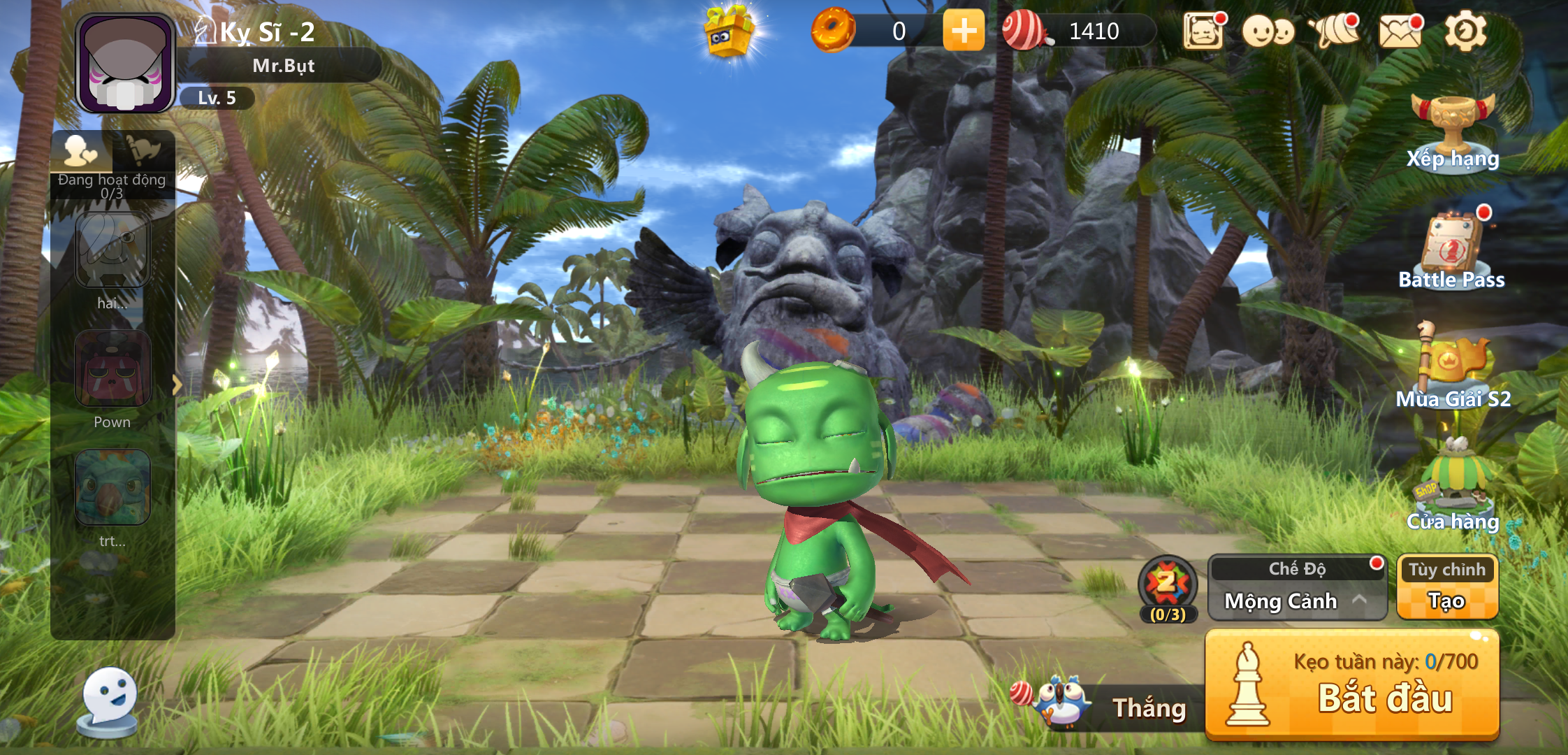 Auto chess mobile VN -VNG